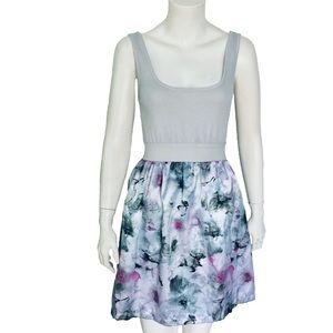 CHARLOTTE RUSSE WOMEN'S DRESS MINI FLORAL